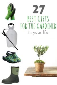 27 Best Gifts For Gardeners