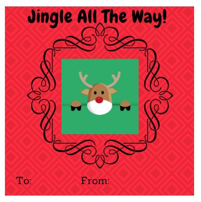 5 Collections of Free Printable Christmas Gift Tags