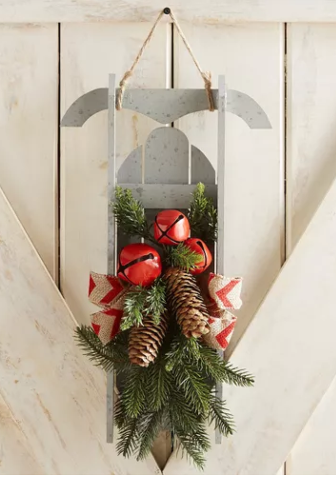 9 Christmas Front Door Decorations To Greet Your Holiday