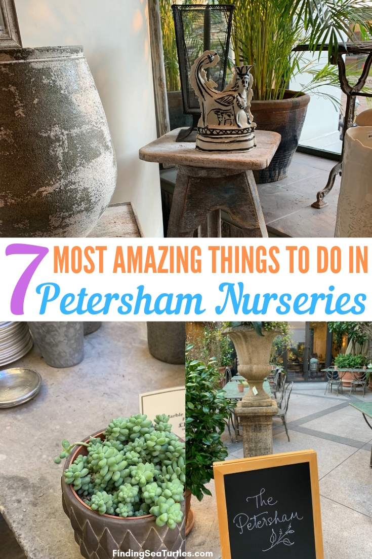 7 Most Amazing Things To Do In Petersham Nurseries #PetershamNurseries #Garden #GardenTools #GardenSupplies #Gardening #HomeDecor #GardenDecor #London #CoventGarden