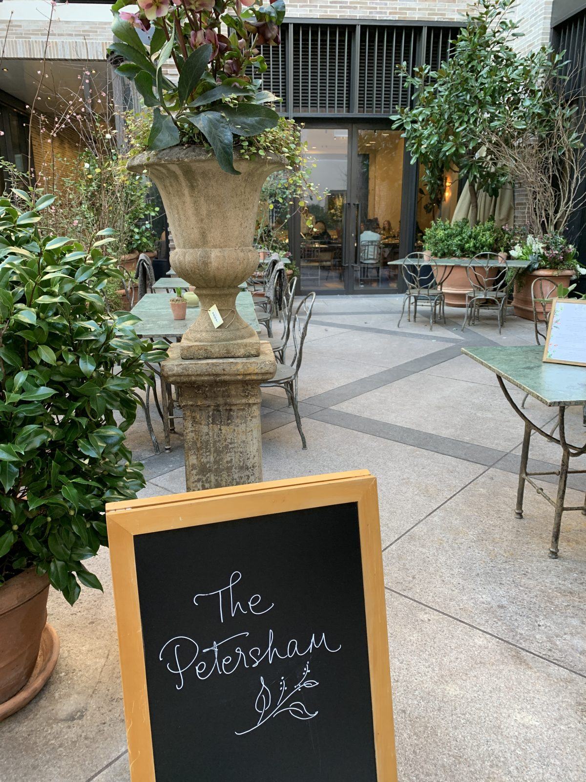 7 Things to do at Petersham Nurseries The Petersham Covent Garden #PetershamNurseries #Garden #GardenTools #GardenSupplies #Gardening #HomeDecor #GardenDecor #London #CoventGarden