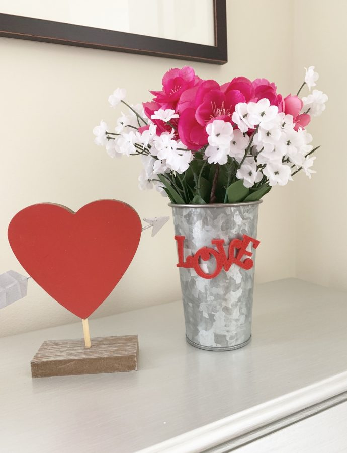 5 Valentine's Day Home Decor Ideas