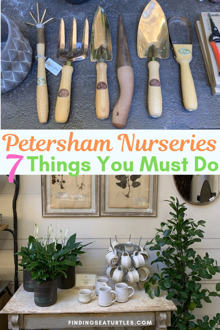 7 Things to Do at Petersham Nurseries Petersham Nurseries 7 Must Do Things #PetershamNurseries #Garden #GardenTools #GardenSupplies #Gardening #HomeDecor #GardenDecor #London #CoventGarden