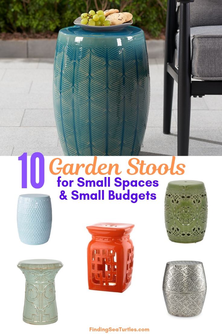 Garden Stools For Outdoor Living Es