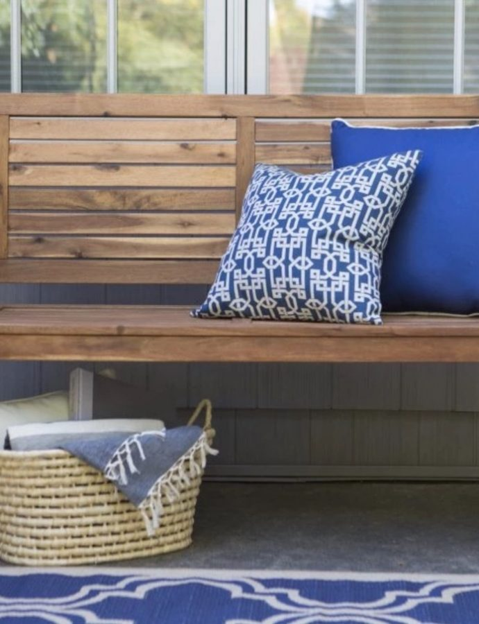 8 Garden Benches for a Restful Break