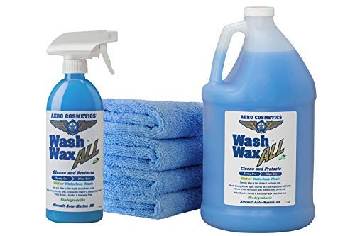 8 Fast Car Cleaning Products to Make Your Car Shine Car Wash Wax Kit #Cleaning #CarCleaning #CleanCar #QuickAndEasy #SaveMoney #SaveTime #BudgetFriendly