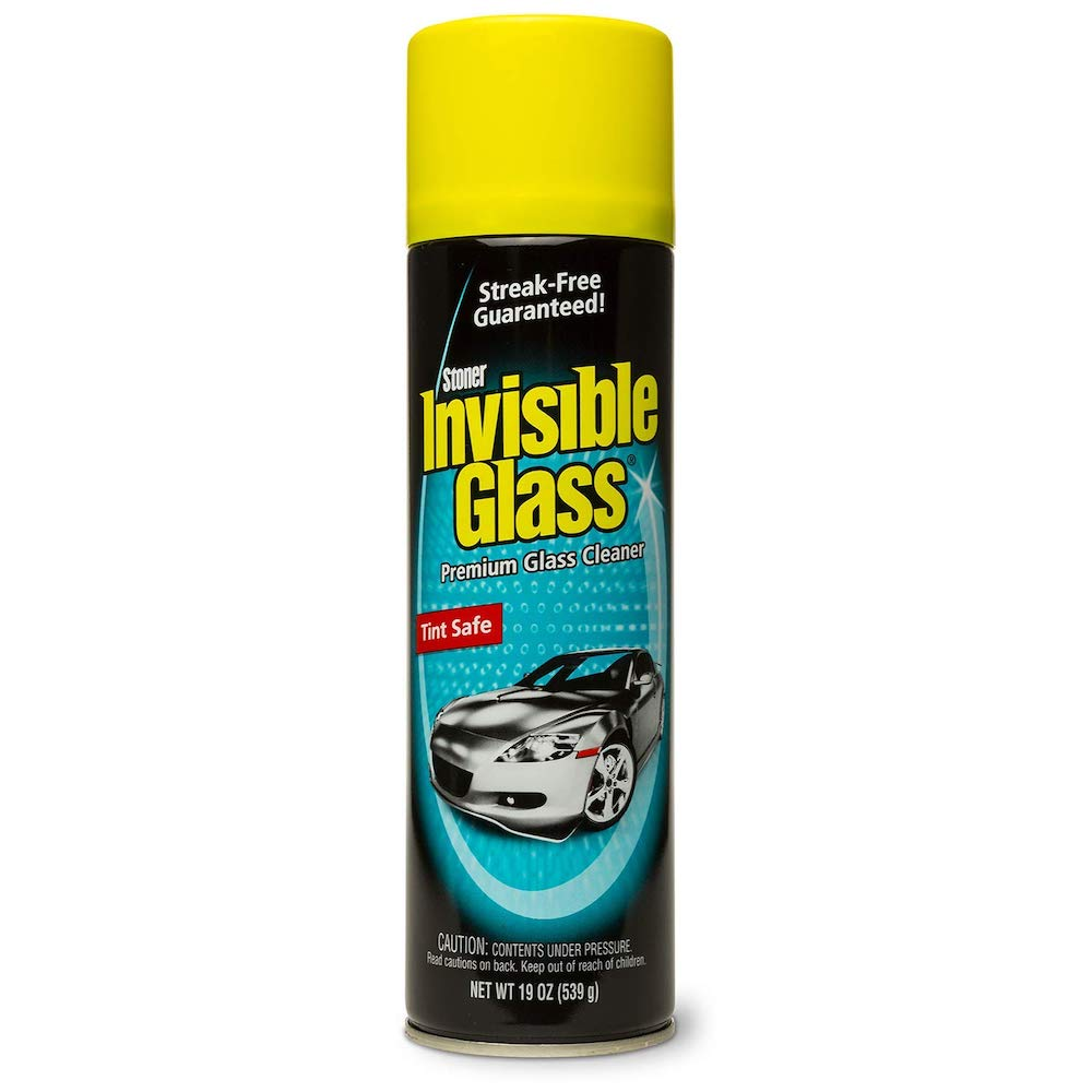 8 Fast Car Cleaning Products to Make Your Car Shine Invisible Glass Cleaner #Cleaning #CarCleaning #CleanCar #QuickAndEasy #SaveMoney #SaveTime #BudgetFriendly
