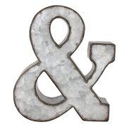 27 Simple, Affordable Farmhouse Decor Tabletop Ampersand Metal Sign #Farmhouse #FarmhouseDecor #AffordableFarmhouse #RusticDecor #IndustrialDecor #FarmLife #CountryLife #CountryDecor #SimpleFarmhouseDecor