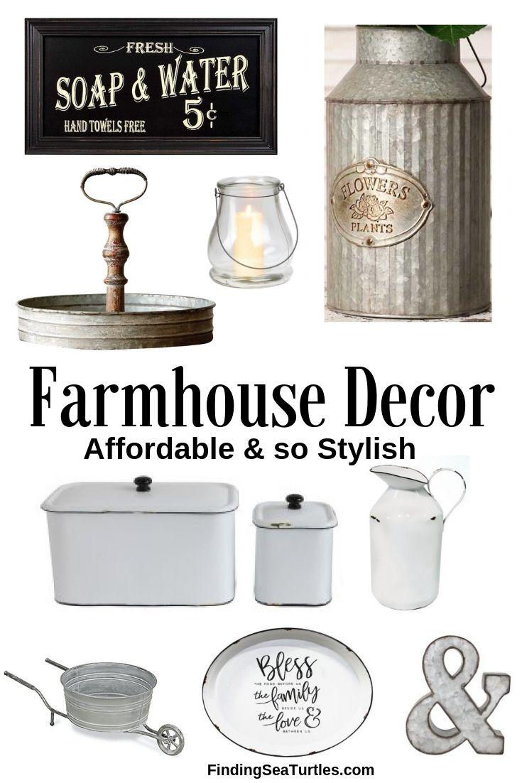 Farmhouse Decor Affordable So Stylish #Farmhouse #FarmhouseDecor #AffordableFarmhouse #RusticDecor #IndustrialDecor #FarmLife #CountryLife #CountryDecor #SimpleFarmhouseDecor