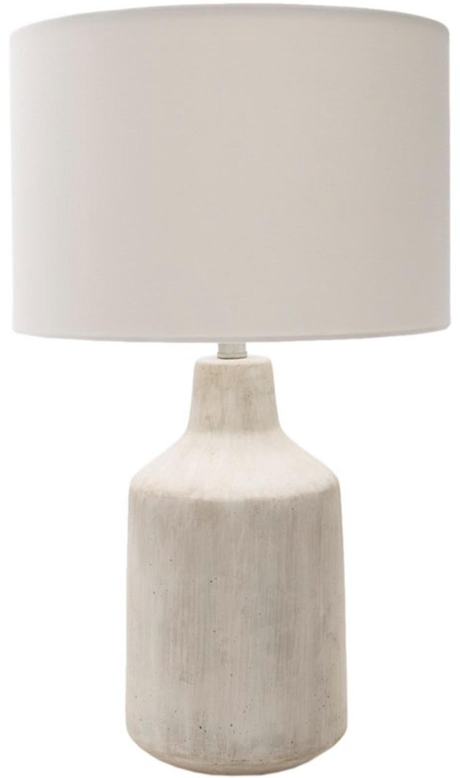 33 Simple Farmhouse Table Lamps Alina Table Lamp #Farmhouse #FarmhouseTableLamps #FarmhouseLighting #RusticDecor #CountryDecor #FarmhouseDecor