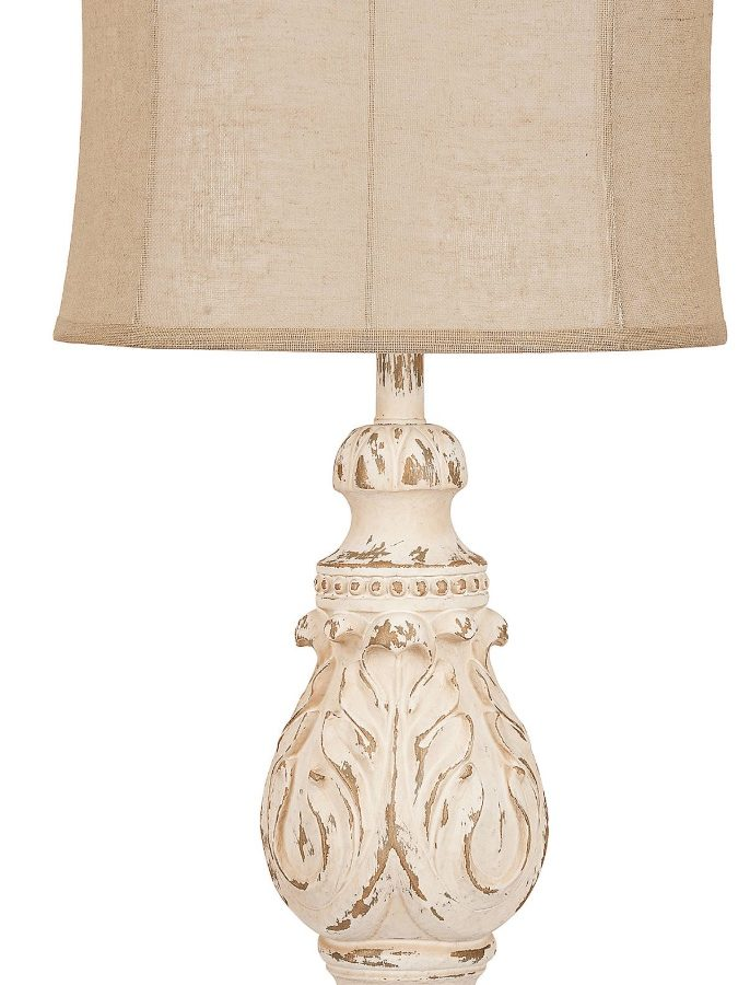33 Simple Farmhouse Table Lamps