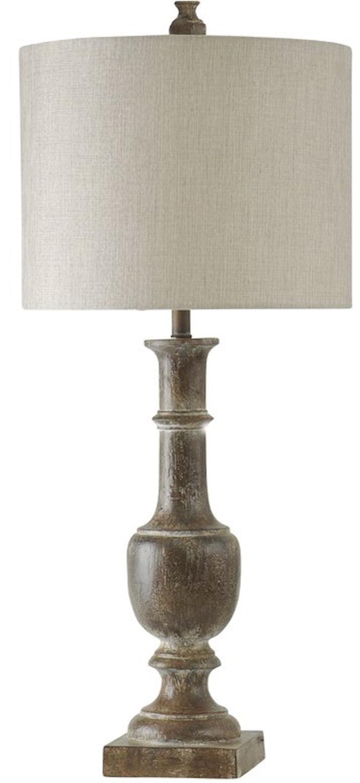 33 Simple Farmhouse Table Lamps Fermont Baluster Table Lamp #Farmhouse #FarmhouseTableLamps #FarmhouseLighting #RusticDecor #CountryDecor #FarmhouseDecor