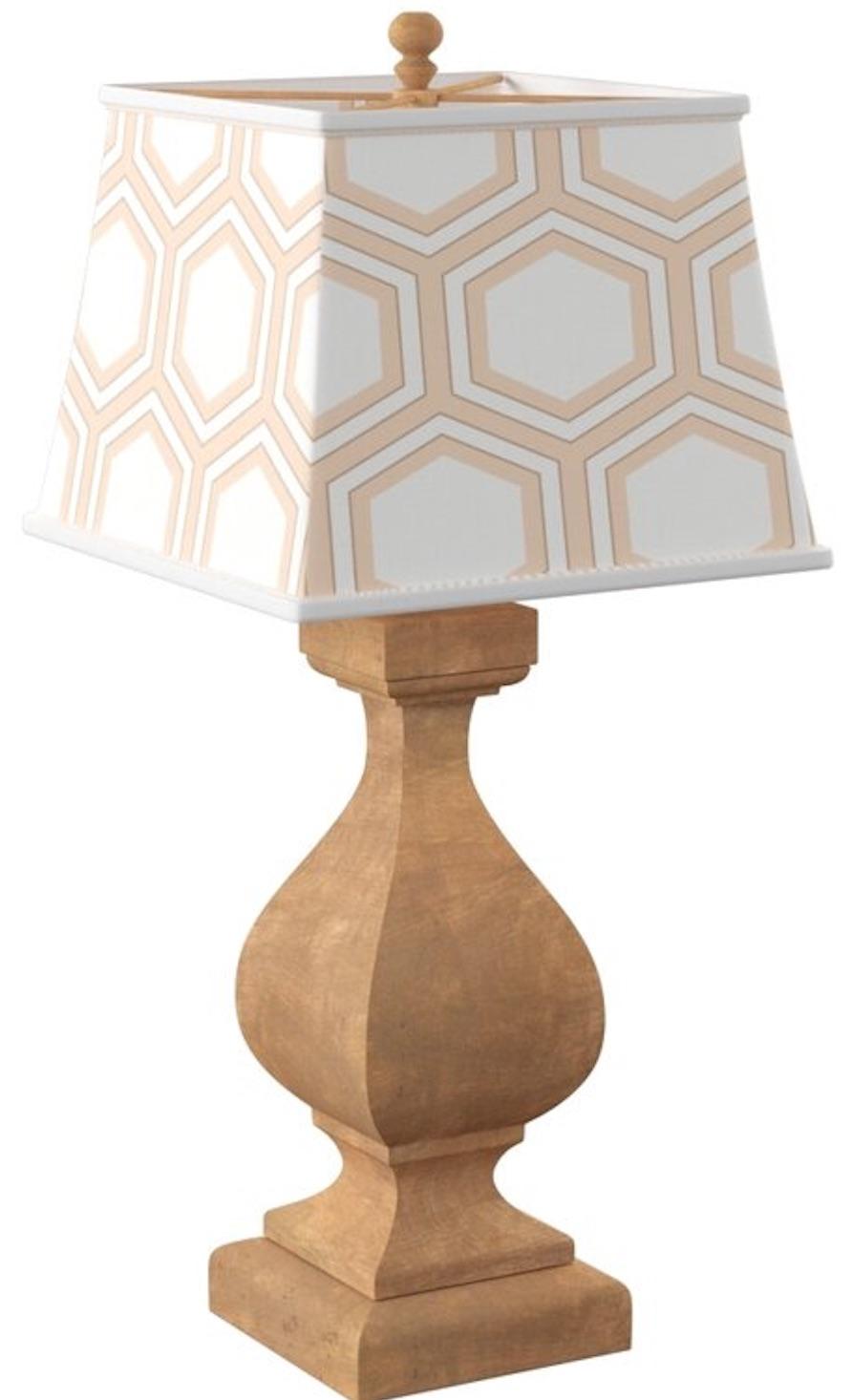 33 Simple Farmhouse Table Lamps Frances Table Lamp #Farmhouse #FarmhouseTableLamps #FarmhouseLighting #RusticDecor #CountryDecor #FarmhouseDecor