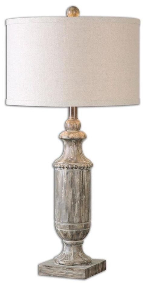 33 Simple Farmhouse Table Lamps Global Direct Table Lamp #Farmhouse #FarmhouseTableLamps #FarmhouseLighting #RusticDecor #CountryDecor #FarmhouseDecor