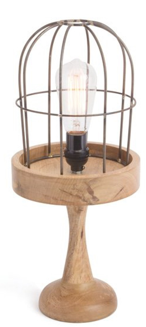 33 Simple Farmhouse Table Lamps Manhattan Table Lamp #Farmhouse #FarmhouseTableLamps #FarmhouseLighting #RusticDecor #CountryDecor #FarmhouseDecor
