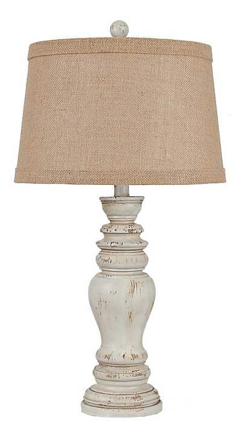33 Simple Farmhouse Table Lamps Finding Sea Turtles