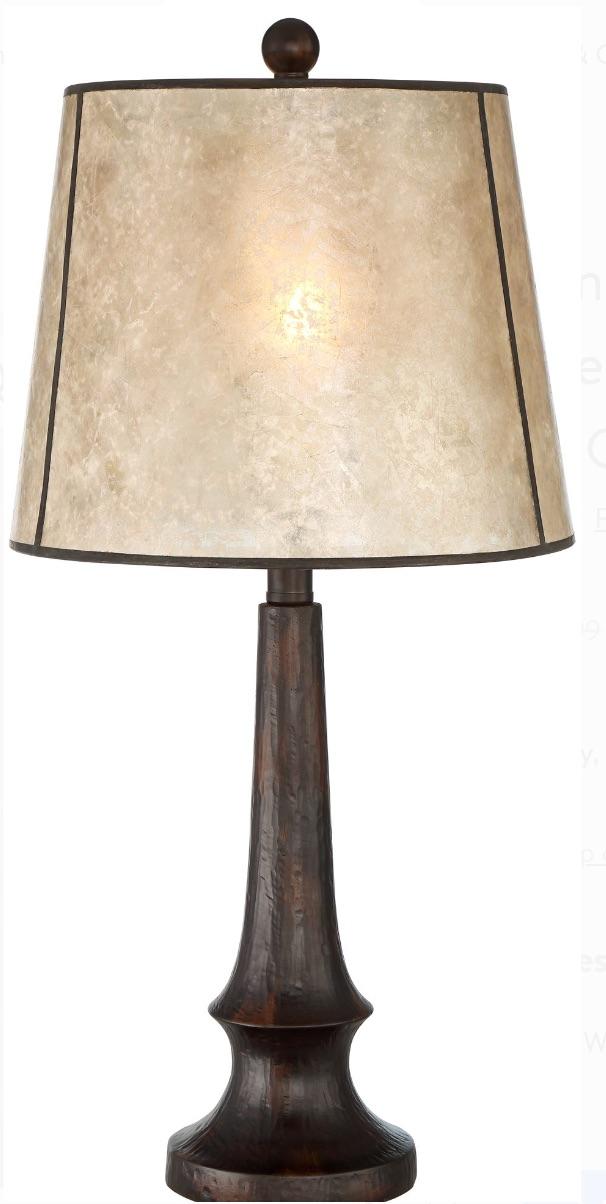 33 Simple Farmhouse Table Lamps Rustic Table Lamp Aged Bronze #Farmhouse #FarmhouseTableLamps #FarmhouseLighting #RusticDecor #CountryDecor #FarmhouseDecor