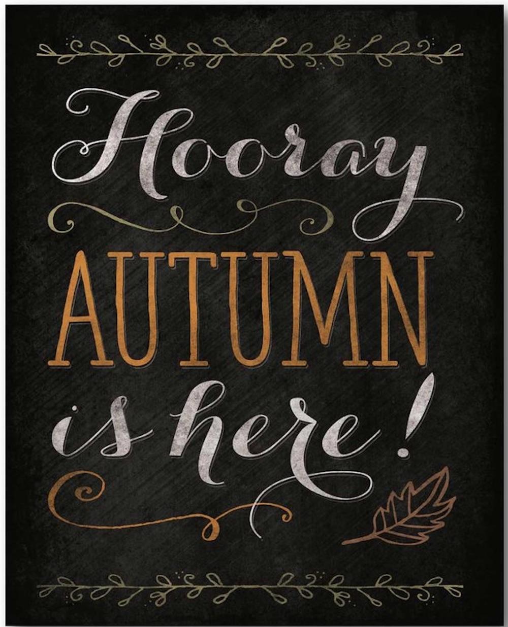 Farmhouse Fall Wall Decor to Welcome Autumn Autumns Textual Art #Farmhouse #FallWallDecor #FarmhouseWallDecor #RusticDecor #CountryDecor #FallDecor #AutumnDecor #FallWallArt