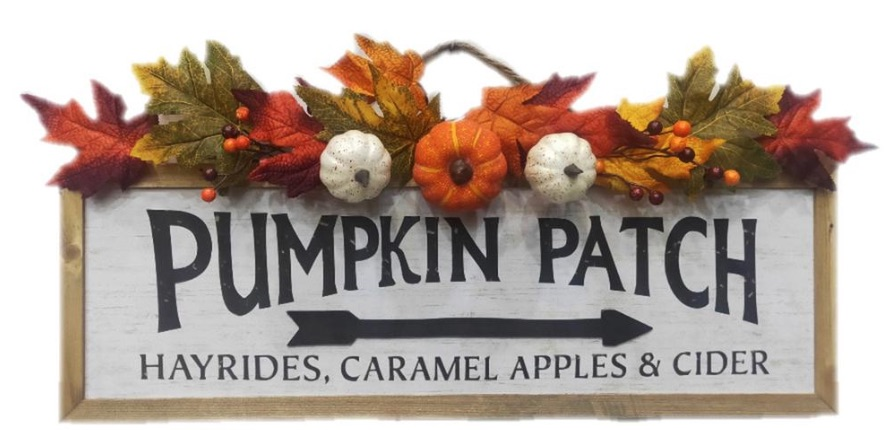 27 Farmhouse Fall Wall Decor to Welcome Autumn Harvest Pumpkin Patch Fall Decor #Farmhouse #FallWallDecor #FarmhouseWallDecor #RusticDecor #CountryDecor #FallDecor #AutumnDecor #FallWallArt