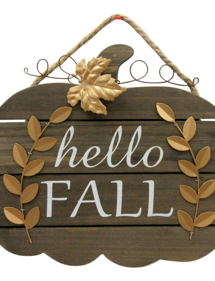 26 Farmhouse Fall Wall Decor to Welcome Autumn