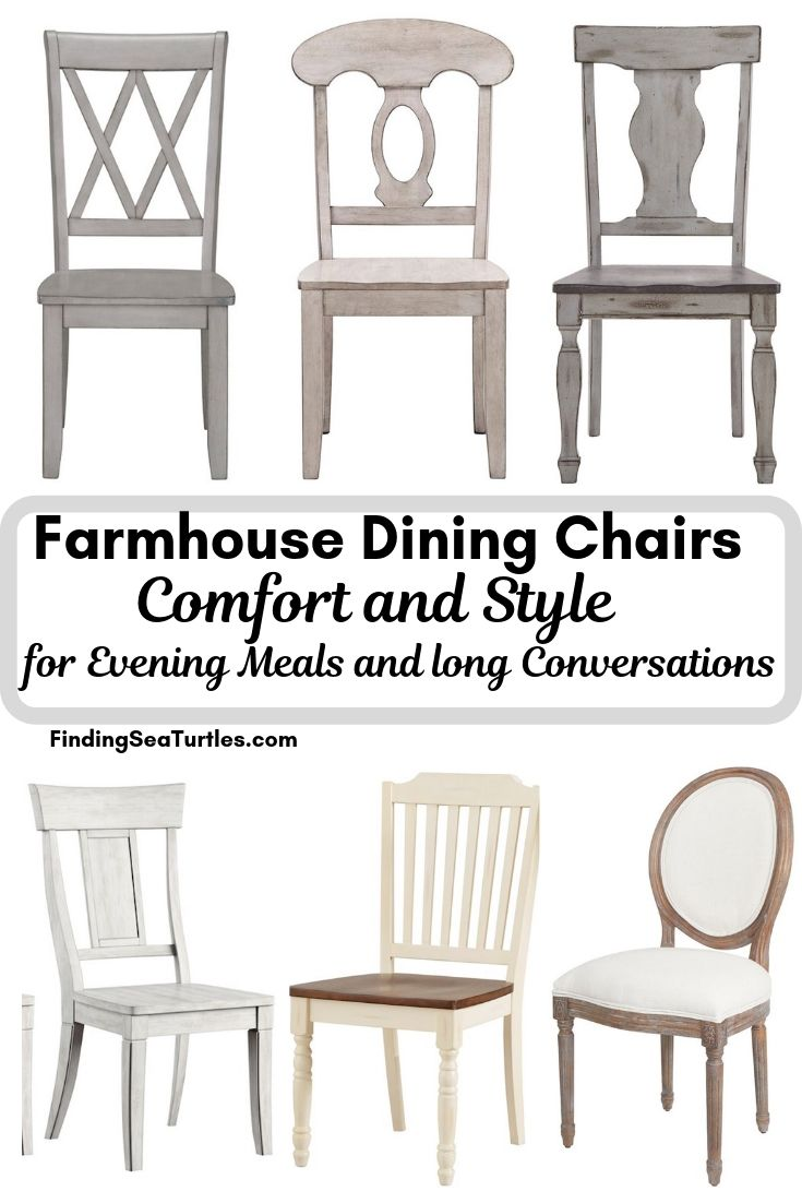 Farmhouse Dining Chairs Comfort And Style For Evening Meals And Long Conversations #Farmhouse #Chairs #FarmhouseChairs #RusticDecor #CountryDecor #FarmhouseDecor #VintageInspired #DiningChairs #FamilyDinners #FamilyMeals #FamilyTime