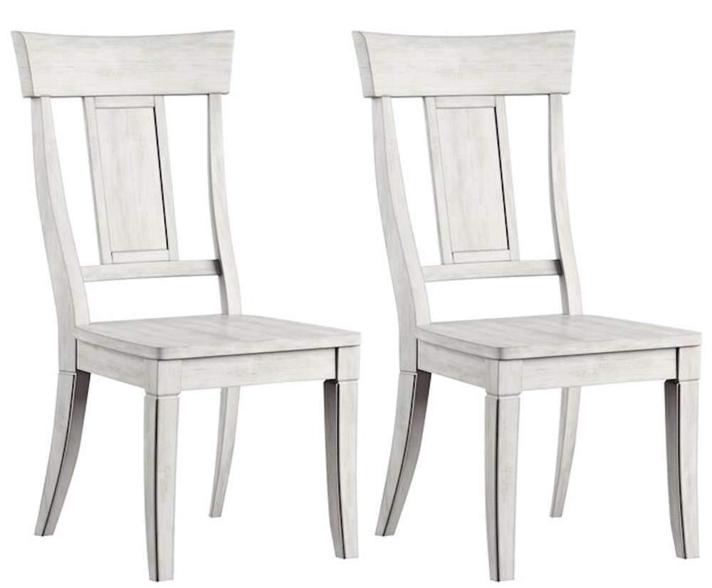 Dining Chairs for Family Gatherings Huling Side Chair #Farmhouse #Chairs #FarmhouseChairs #RusticDecor #CountryDecor #FarmhouseDecor #VintageInspired #DiningChairs #FamilyDinners #FamilyMeals #FamilyTime