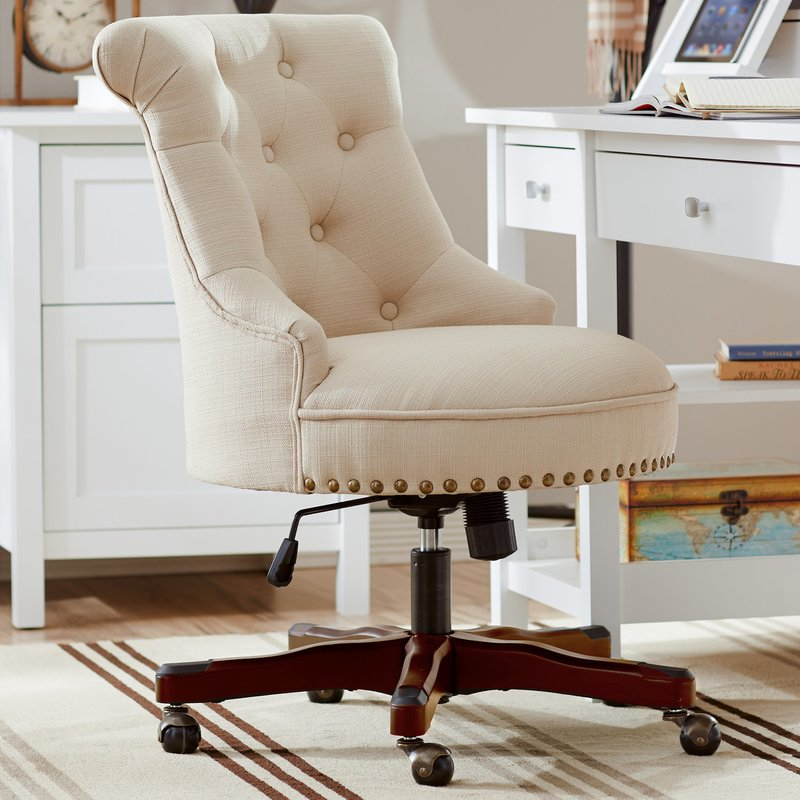Office Chairs for Your Workspace Eckard Task Chair #DeskChairs #HomeOffice #HomeOfficeDeskChairs #OfficeChairs #Decor #FarmhouseDecor #WorkingMoms #WorkFromHome