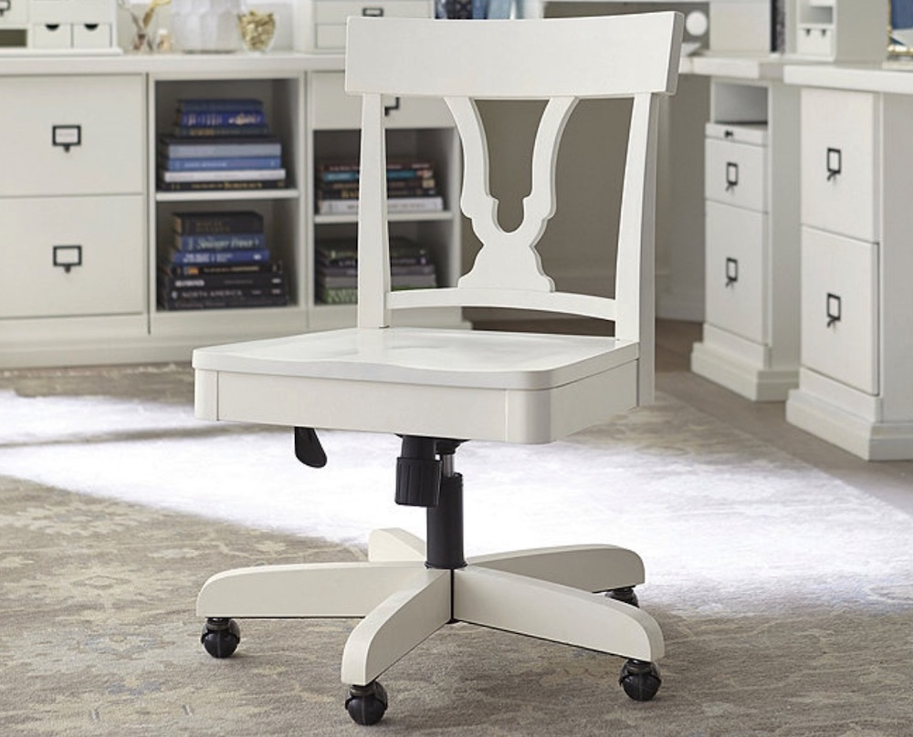 Office Chairs for Your Workspace Eden Desk Chair #DeskChairs #HomeOffice #HomeOfficeDeskChairs #OfficeChairs #Decor #FarmhouseDecor #WorkingMoms #WorkFromHome