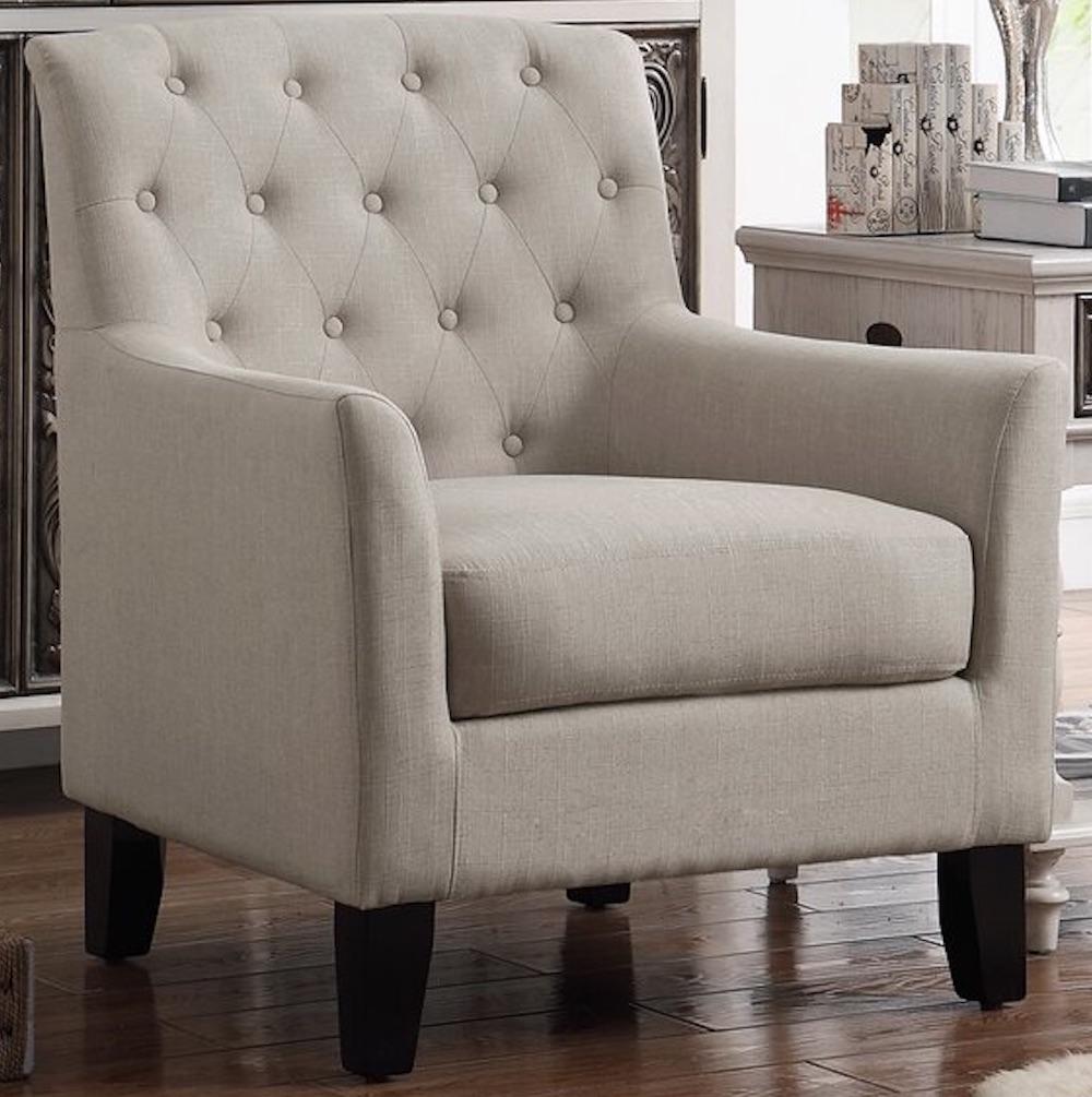 Chairs for Neutral Decors Goodfield Armchair #Chairs #AccentChairs #Decor #VintageDecor #FarmhouseDecor #NeutralDecor #Furniture