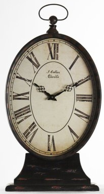 9 Mantle Clocks with Vintage Style