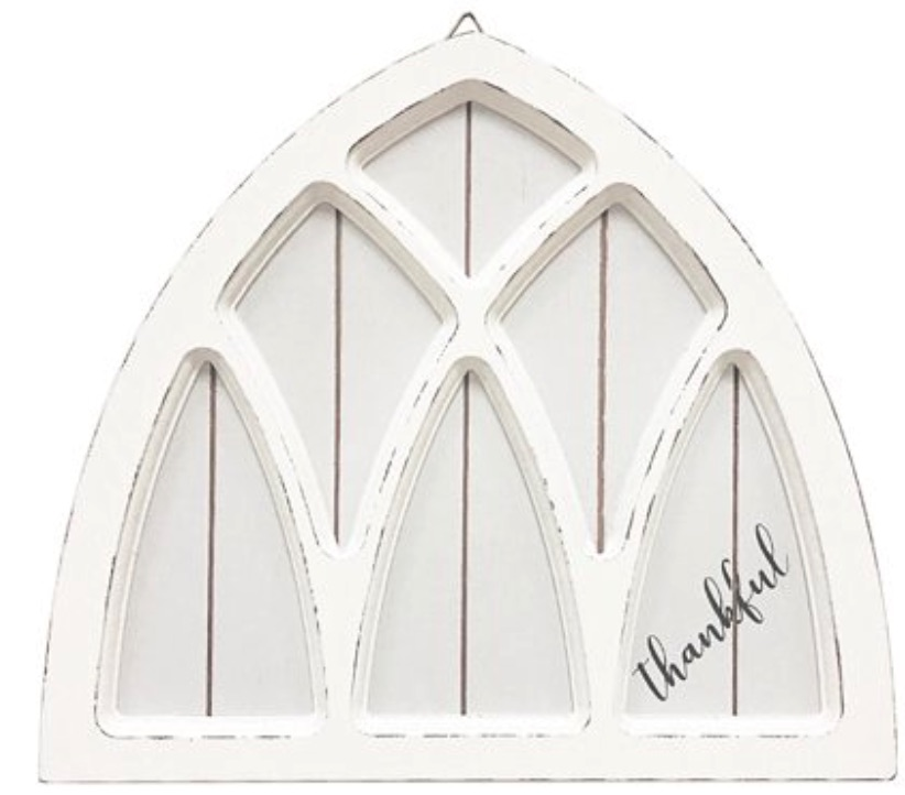 Decorations for a Festive Home Thankful Arch Decorative Sign #Decor #ThanksgivingDecor #AffordableDecor #AffordableFallDecor #CheapThanksgivingDecor #QuickAndEasyDecor #BudgetFriendlyDecor