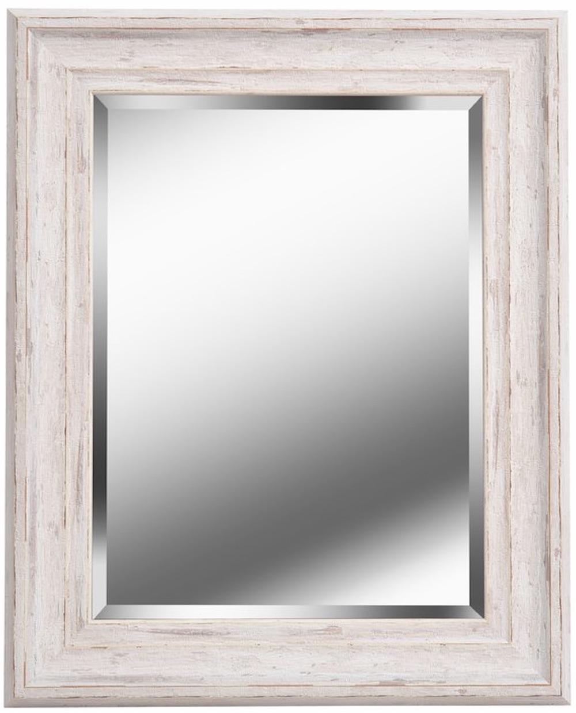 Mirrors with Rustic, Farmhouse Style Zeno Accent Mirror #DecorativeMirrors #Mirrors #AccentMirrors #Decor #VintageDecor #FarmhouseDecor #RusticDecor