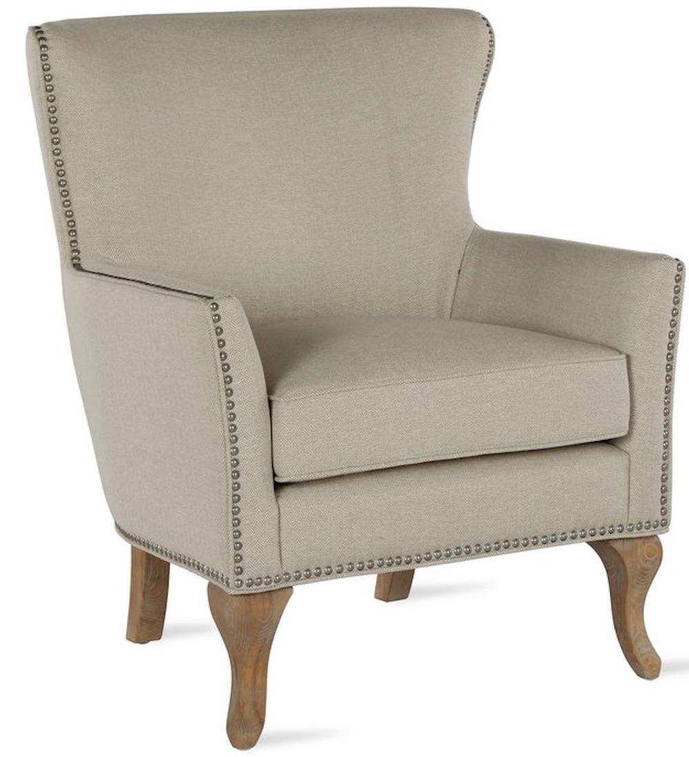Chairs for Neutral Decors Zubair Armchair #Chairs #AccentChairs #Decor #VintageDecor #FarmhouseDecor #NeutralDecor #Furniture