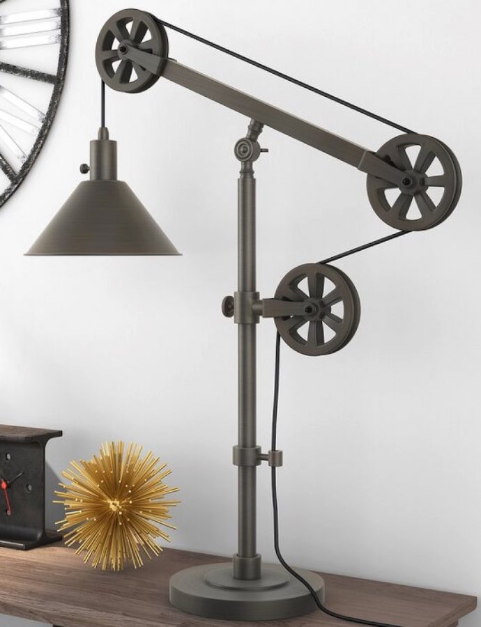 9 Industrial Desk Lamps for your Workspace