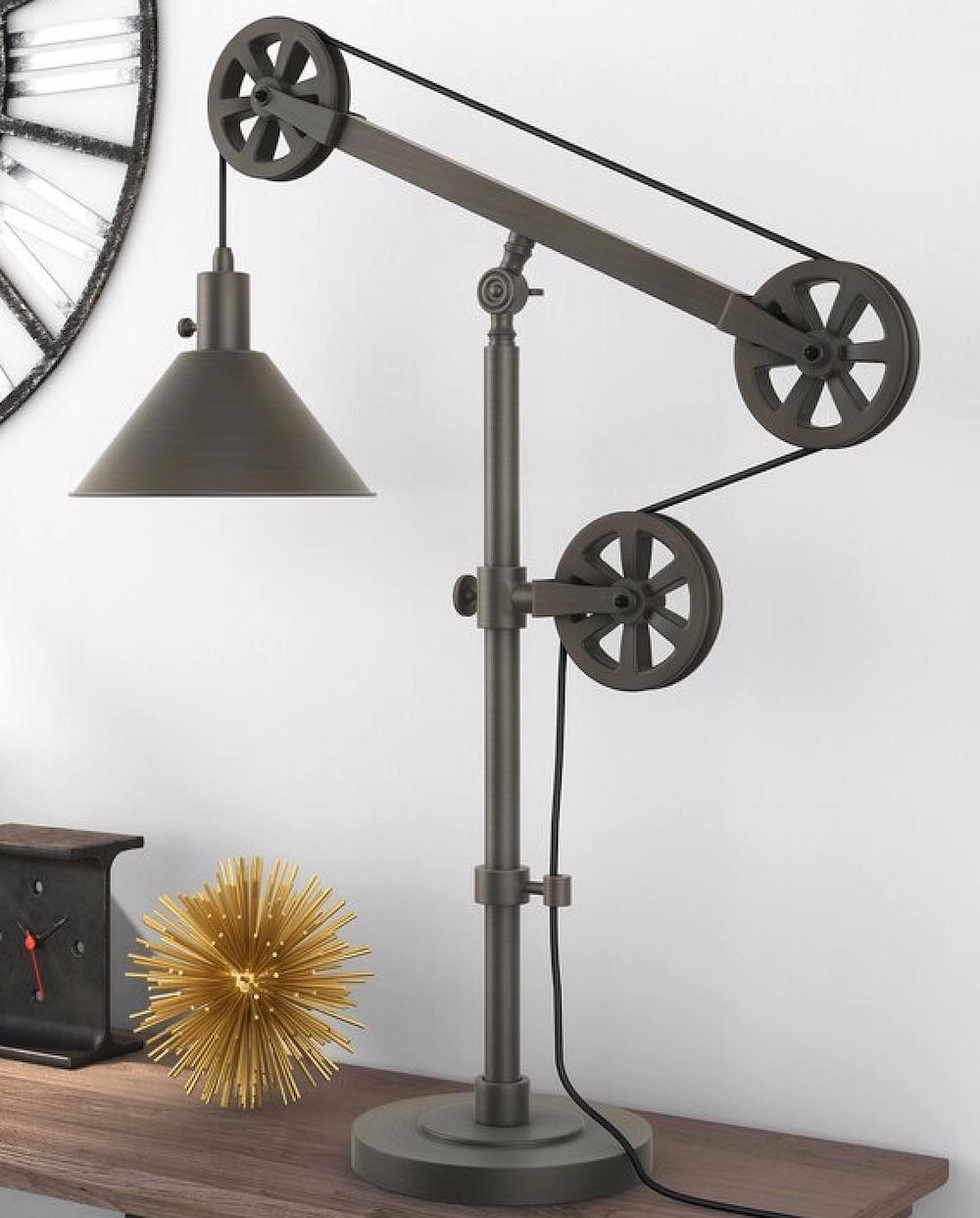 Industrial Desk Lamps for your Workspace Carlisle Desk Lamp