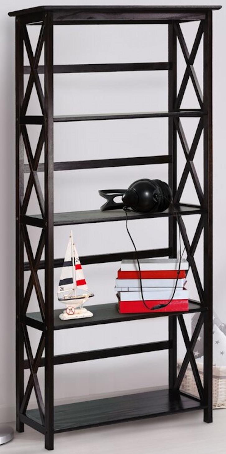 Industrial Bookcases Hitz Etagere Industrial Bookcase #Decor #IndustrialDecor #Bookcases #IndustrialBookcases #HomeOffice #HomeStorage #Organization