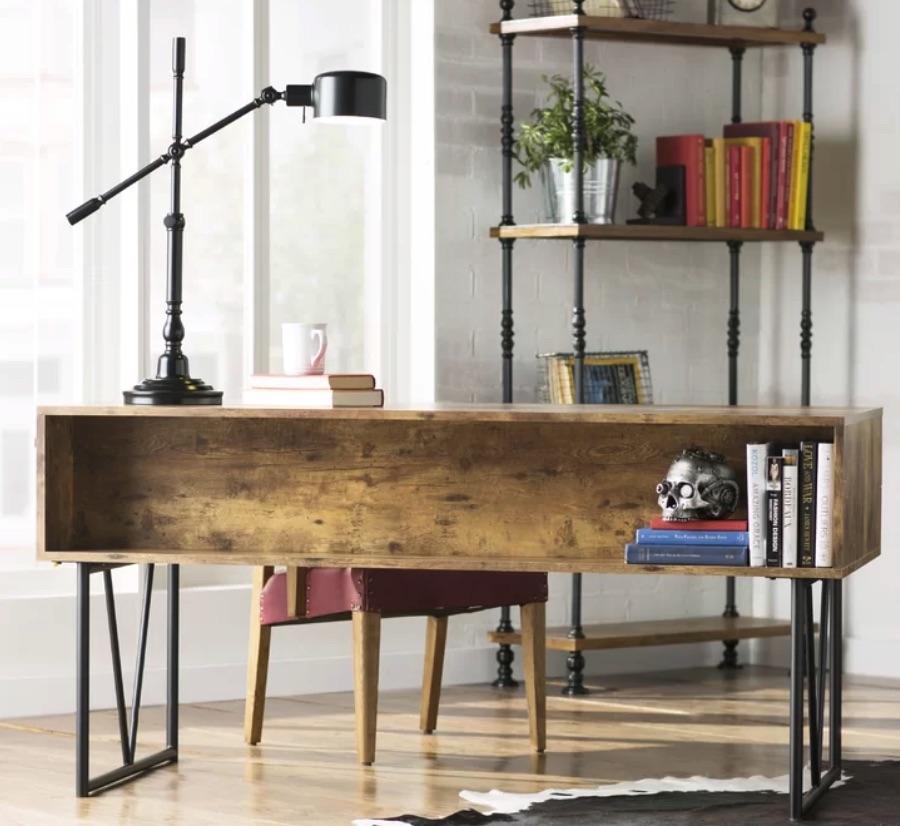 Lighting for your Workspace Tomohon Desk Lamp #DeskLamps #OfficeLamps #HomeOffice #HomeOfficeDeskLamp #Decor #FarmhouseDecor #IndustrialDecor #WorkingMoms #WorkFromHome