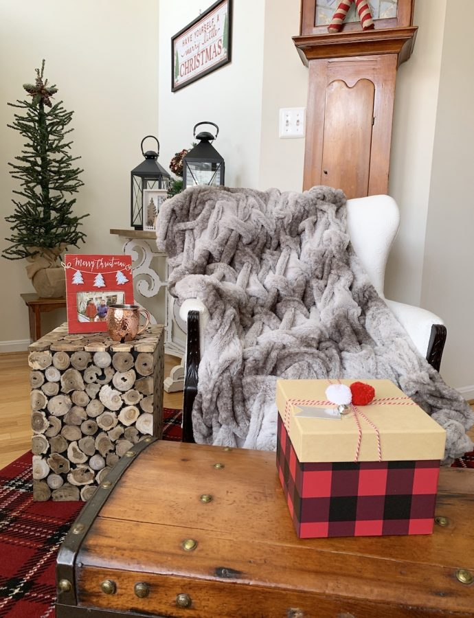 Rustic Christmas Lodge Accessories for the Home