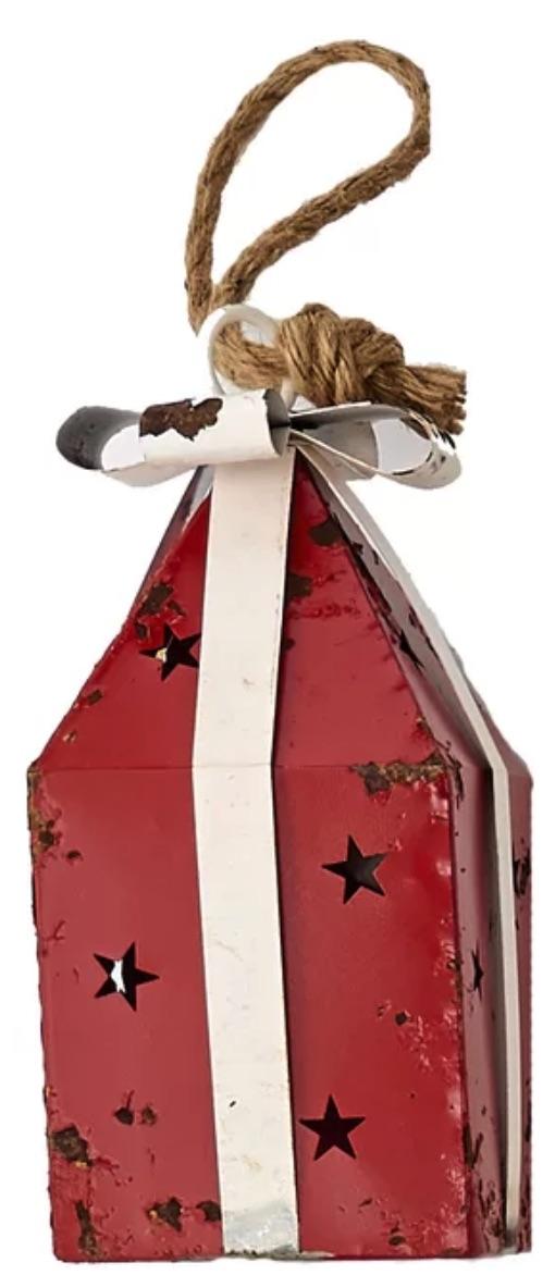 Holiday Decor Hanging Bell #Decor #ChristmasDecor #AffordableChristmasDecor #Christmas #ChristmasAccents #AffordableDecor