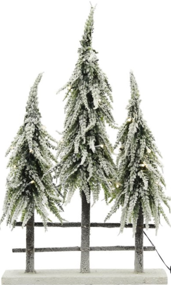Affordable Christmas Accents Pre-Lit Tabletop Christmas Tree #Decor #ChristmasDecor #AffordableChristmasDecor #Christmas #ChristmasAccents #AffordableDecor