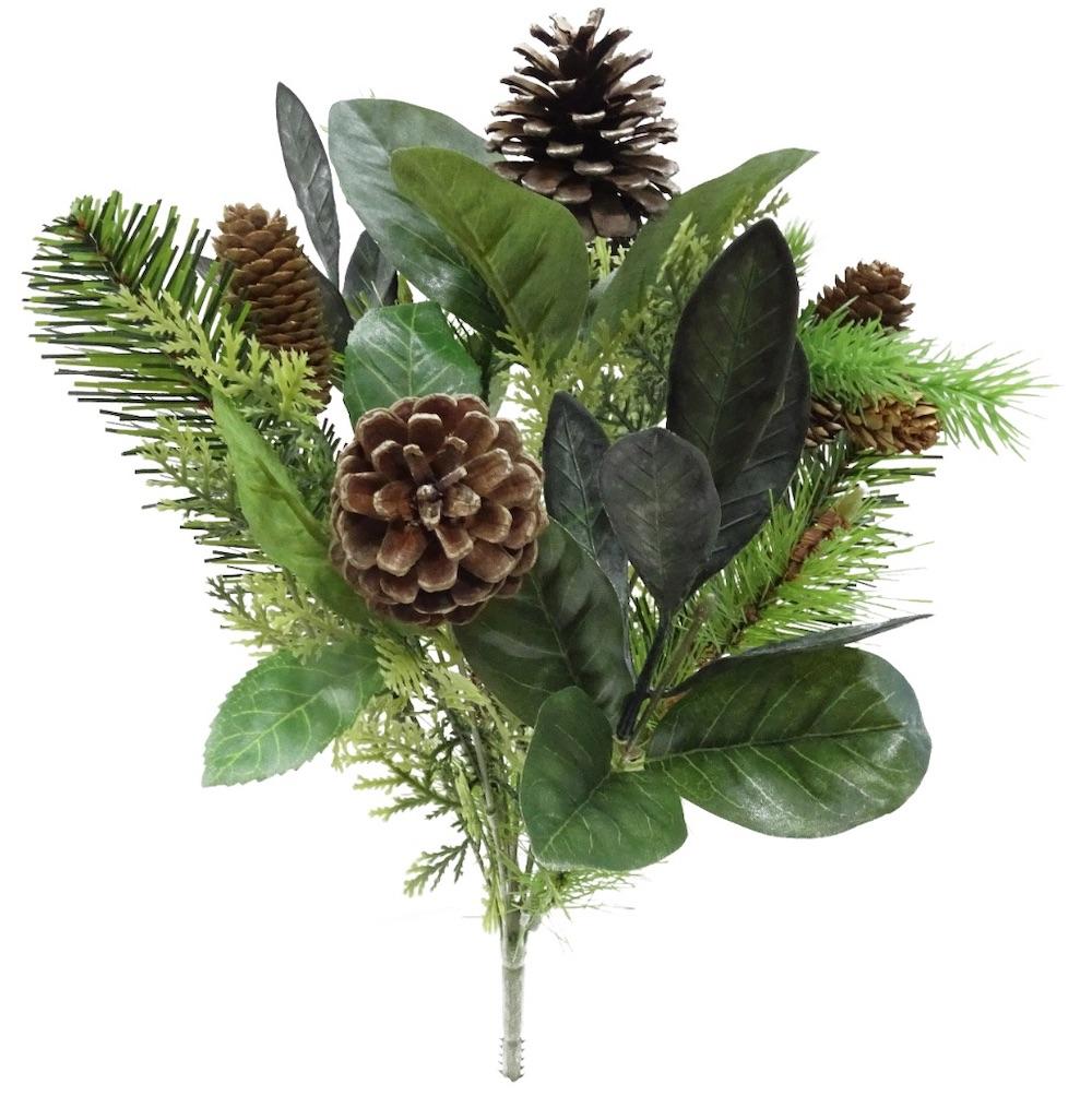 DIY Floral Bucket Green Pine Mix #DIY #DIYChristmasDecor #ChristmasDecor #ChristmasEntrywayDecor #DIYFrenchFloralBucketDecor #FrenchFloralBucketDecor #GalvanizedFloralBucketDecor #DecorTutorial
