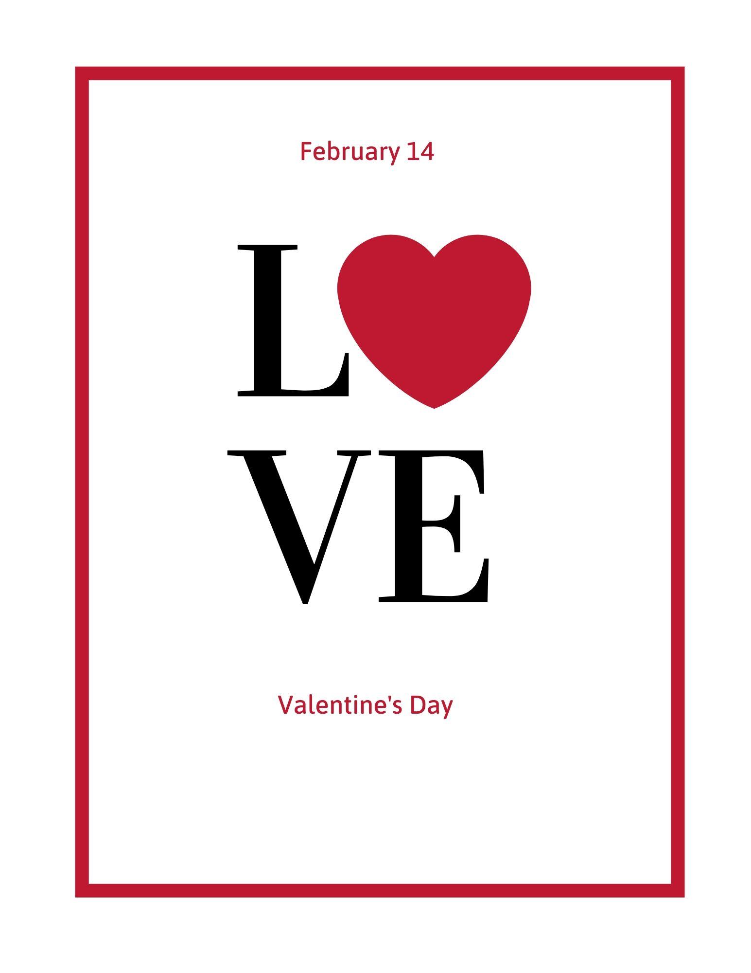 DIY Wall Decor Love 3 #ValentinesDay #ValentineWallArt #DIY #WallArt #DIYDecor