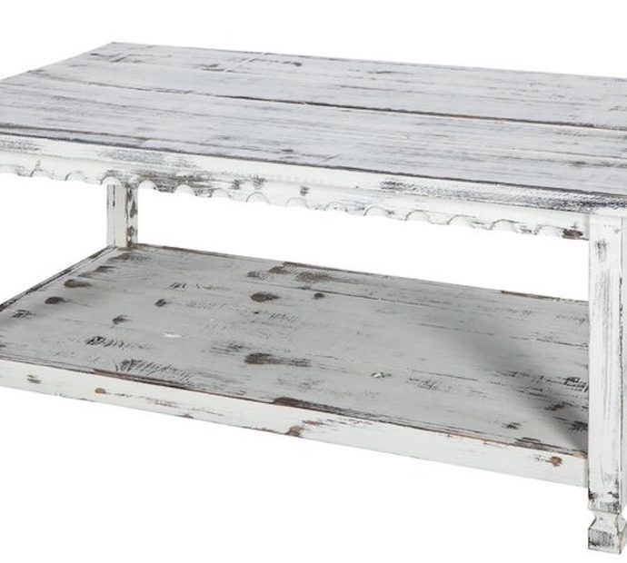 12 Affordable Farmhouse Coffee Tables