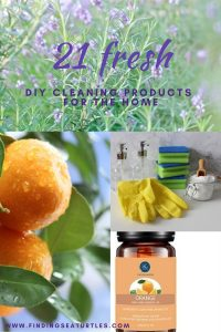 21 fresh DIY Cleaning Products for the home #CleanHome #HomemadeCleaners #HouseCleaning #HouseKeeping #DIYCleaning #CleanwithVinegar #SaveMoney #SaveTime #BudgetFriendly #NonToxic