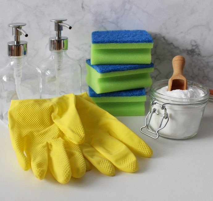 Homemade Cleaners for the Frugal Home