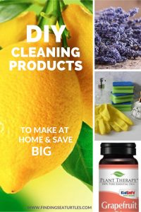 DIY Cleaning Products to make at home save big #CleanHome #HomemadeCleaners #HouseCleaning #HouseKeeping #DIYCleaning #CleanwithVinegar #SaveMoney #SaveTime #BudgetFriendly #NonToxic