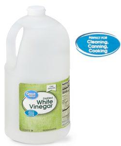 Vinegar Uses in the Garden Distilled White Vinegar Uses #VinegarUses #Gardening #AllNaturalCleaning #SaveMoney #SaveTime #BudgetFriendly #NonToxic #EnvironmentallyFriendly #PatioCleaning #VinegarCleaning