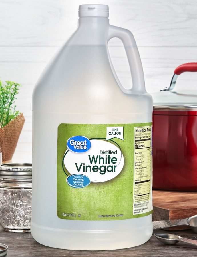 Home Cleaning Uses for Vinegar