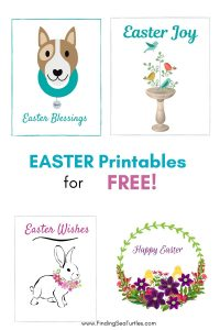 EASTER Printables for Free #Easter #EasterPrintables #Printables #EasterWallArt #DIY #WallArt #DIYDecor
