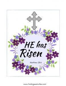 Happy Easter 2020 #Easter #EasterPrintables #Printables #EasterWallArt #DIY #WallArt #DIYDecor